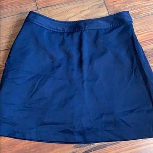 Ashworth  navy golf skirt 6 skort